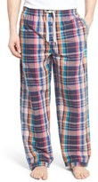 Psycho Bunny Men's Cotton Lounge Pants