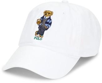 Polo Ralph Lauren Polo Bear-Embroidered Baseball Cap