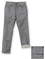 Calvin Klein Jeans Boys' 8-20 Grey Slim Jeans