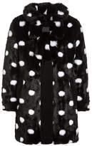 Little Marc Jacobs Winter coat schwarz