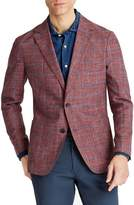 Bonobos Capstone Slim Fit Windowpane Wool Blend Sport Coat