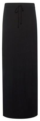 Dorothy Perkins Womens Black Jersey Maxi Skirt, Black