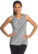 Chico's Textured Twinset Tank