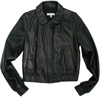 See by Chloe Black Leather Jacket for Women