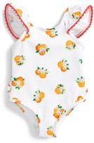 Kate Spade Infant Girl's Orangerie One-Piece Swimsuit