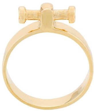 Annelise Michelson small Alpha ring