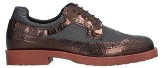 Voile Blanche Lace-up shoe