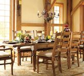 Pottery Barn Sumner Extending Table & Wynn Chair 7-Piece Dining Set
