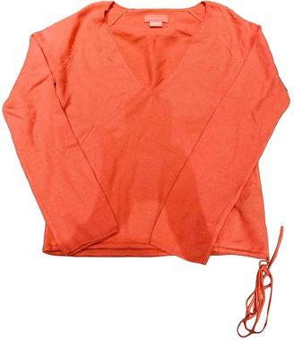 Zadig & Voltaire Orange Cashmere Knitwear for Women