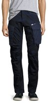 G Star G-Star Rovic 3D Tapered Cargo Pants, Blue Camo
