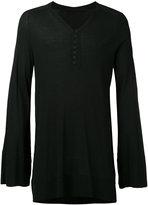 Julius loose-fit sweater - men - Ramie/Rayon - 3