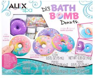 Alex DIY Bath Bomb Donuts Kit