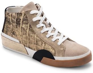 Dolce Vita Zoel Leather Sneaker