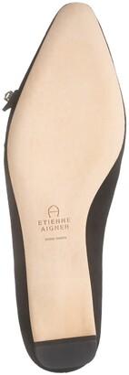 Etienne Aigner Joy Embellished Bow Mule