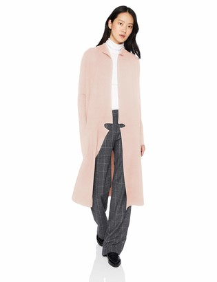 Soia & Kyo Women's Annabella Straight fit Coatigan with Patch Pockets