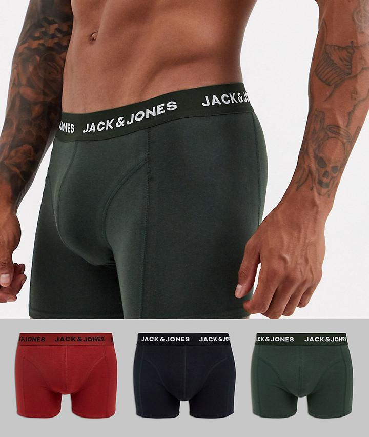 Jack /& Jones Mens Boxershorts