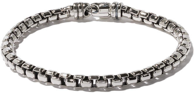 David Yurman Box Chain large bracelet