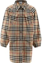Thumbnail for your product : Burberry Children Vintage Check Shirt Dress