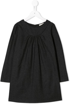 Douuod Kids Ruched Detail Dress