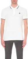 Paul Smith Slim-fit cotton-piqué polo shirt