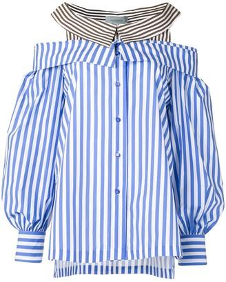 Silvia Tcherassi Aida striped shirt