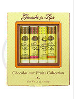 Ganache For Lips Chocolate aux Fruits Collection (4 x 0.15 oz)
