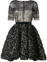 Amen textured lace dress