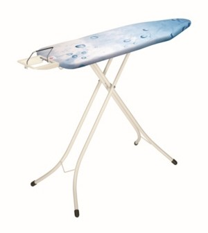 "Brabantia Ironing Board B, 49 x 15"", Steam Iron Rest"