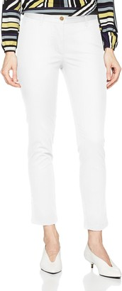 Gant Women's Classic Cropped Chinos Trousers