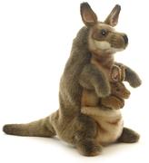 Kangaroo Puppet Plush Toy