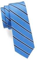 Lauren Ralph Lauren Boy's Striped Print Silk Tie