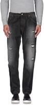 Aglini Denim pants - Item 42547904