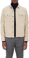 ATM Anthony Thomas Melillo Men's Cotton-Blend Corduroy Shirt Jacket