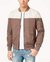 American Rag Men's Textured Flight Jacket, Created for Macy's