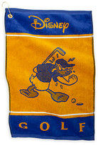 Disney Donald Duck Golf Towel