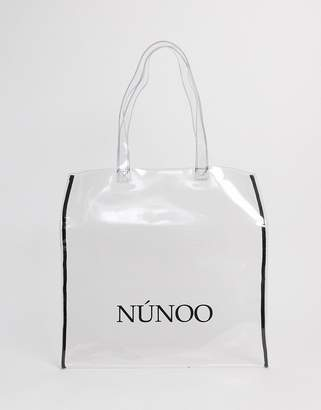 clear Nunoo Tote Bag in Large