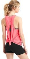 Gap GapFit Breathe tie-back tank
