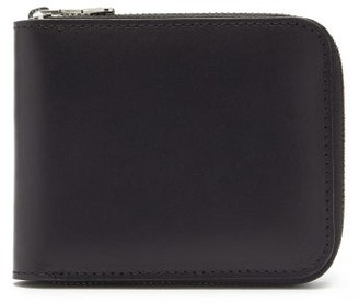 Ami Leather Wallet - Black