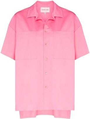 Natasha Zinko Oversized Cotton Shirt