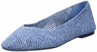 Skechers CLEO KNITTY CITY Girl's Low-Top Trainers