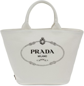 Prada Fabric handbag