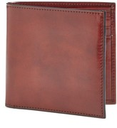 Bosca Men's 'Old Leather' Bifold Wallet - Brown