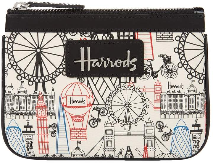 84f12b9dc0 Balloons and Bicycles Coin Purse