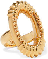 Chloé Exclusive Gold-tone Ring - 54