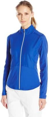 Cutter & Buck Women's CB Weathertec Long Sleeve Avery Full-Zip