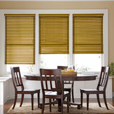 JCP Home Collection JCPenney HomeTM 1 Basswood Horizontal Blinds