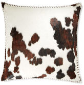 Ralph Lauren Canyon Cowhide Throw Pillow