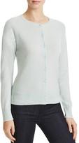 Aqua Cashmere Basic Cardigan - 100% Exclusive
