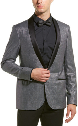 Lanvin D7 Slim Fit Eve Wool-Blend Jacket