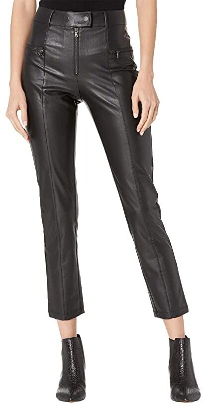 BCBGMAXAZRIA Faux Leather Pants